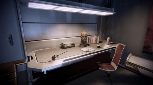 Моддер добавил в Mass Effect 2 вид от первого лица14