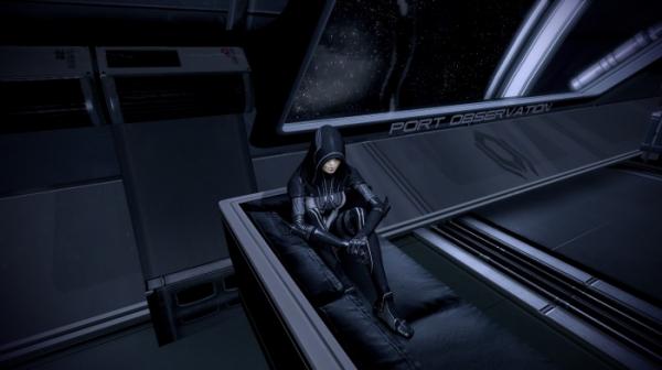Моддер добавил в Mass Effect 2 вид от первого лица12