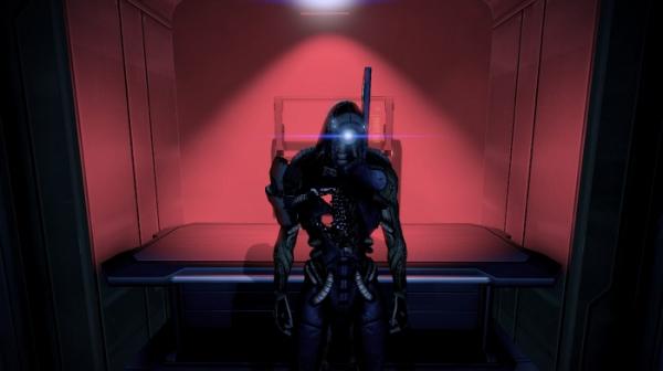 Моддер добавил в Mass Effect 2 вид от первого лица5
