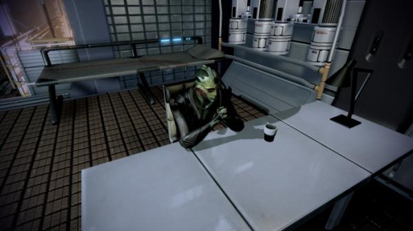 Моддер добавил в Mass Effect 2 вид от первого лица15