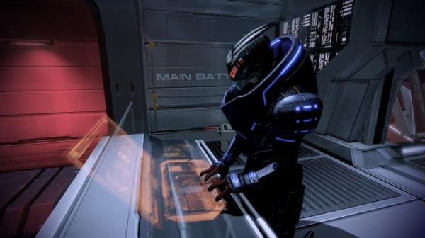 Моддер добавил в Mass Effect 2 вид от первого лица8