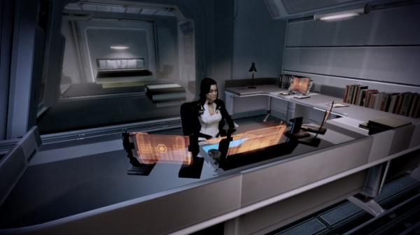 Моддер добавил в Mass Effect 2 вид от первого лица7