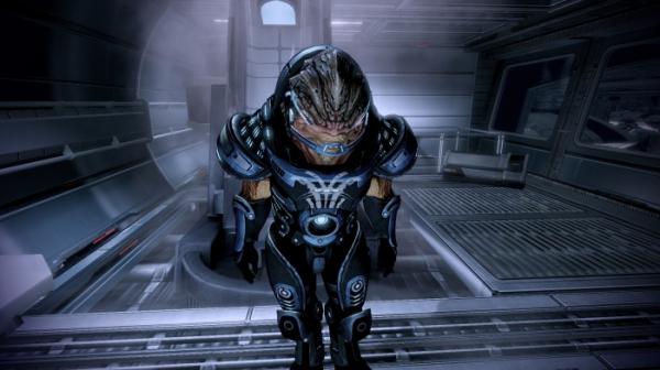 Моддер добавил в Mass Effect 2 вид от первого лица3