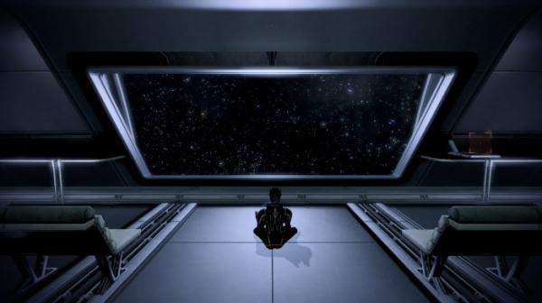 Моддер добавил в Mass Effect 2 вид от первого лица10