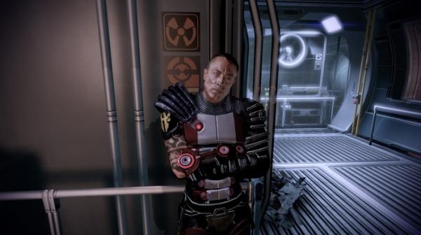 Моддер добавил в Mass Effect 2 вид от первого лица4
