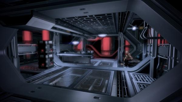Моддер добавил в Mass Effect 2 вид от первого лица2