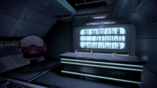 Моддер добавил в Mass Effect 2 вид от первого лица13