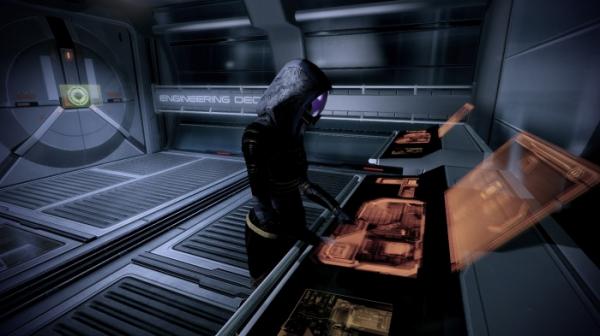 Моддер добавил в Mass Effect 2 вид от первого лица0
