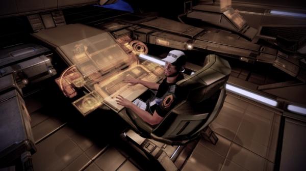 Моддер добавил в Mass Effect 2 вид от первого лица17