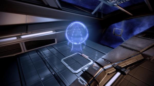Моддер добавил в Mass Effect 2 вид от первого лица18