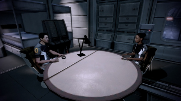 Моддер добавил в Mass Effect 2 вид от первого лица11