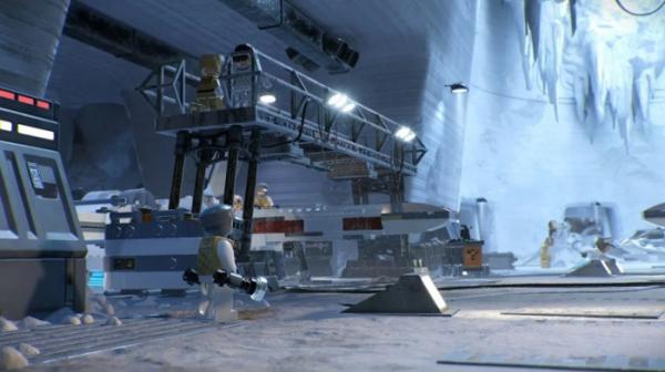 Несколько открытых миров, случайные события и камера за спиной — инновации в LEGO Star Wars: The Skywalker Saga6
