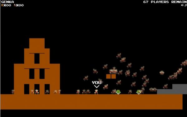 Nintendo пожаловалась на фанатскую королевскую битву с Марио. Теперь она называется DMCA Royale1