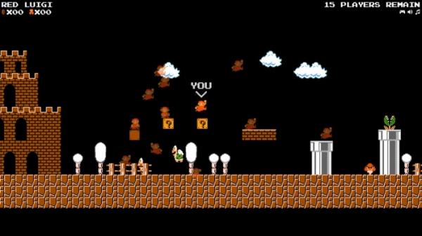 Nintendo пожаловалась на фанатскую королевскую битву с Марио. Теперь она называется DMCA Royale0