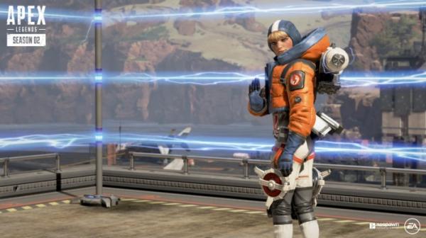 Новая легенда, оружие и ранговый режим — подробности второго сезона Apex Legends0
