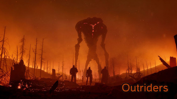 Photo of Outriders – кооперативный шутер на далекой планете