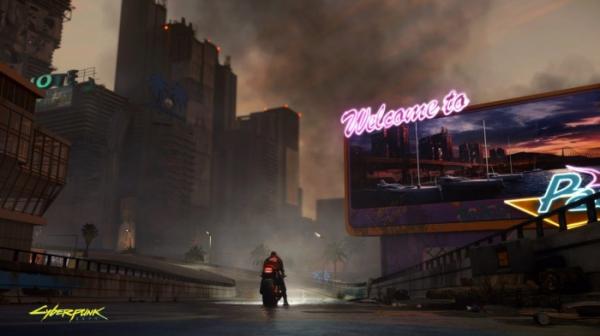 Пригородная пустошь, транспорт с повадками Плотвы и другие подробности о Cyberpunk 20772