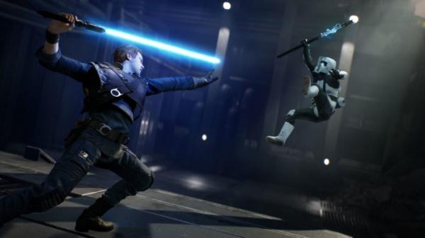 Photo of Разработчик Star Wars Jedi: Fallen Order о боевой системе: «Мы хотим, чтобы игрок наносил как можно меньше ударов»