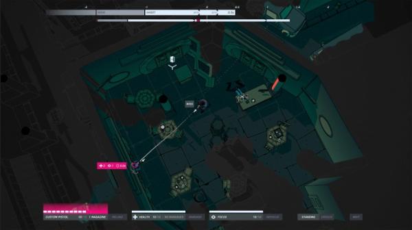 Superhot с механикой XCOM — пресса о демо John Wick Hex для E37