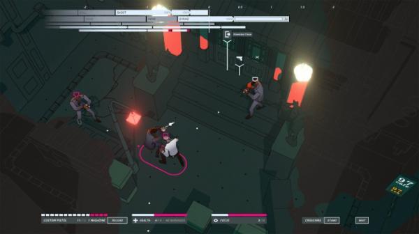 Superhot с механикой XCOM — пресса о демо John Wick Hex для E33