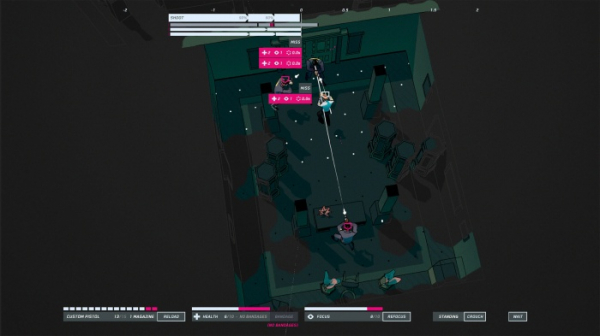 Superhot с механикой XCOM — пресса о демо John Wick Hex для E32