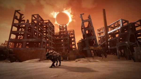 Трейлер пустынного мира Ром из Remnant: From the Ashes3