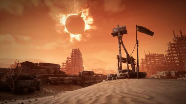Трейлер пустынного мира Ром из Remnant: From the Ashes2