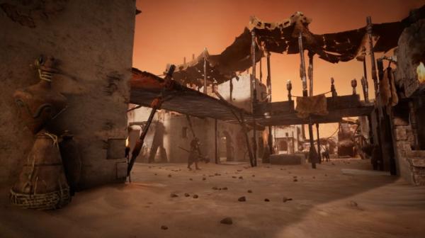 Трейлер пустынного мира Ром из Remnant: From the Ashes4