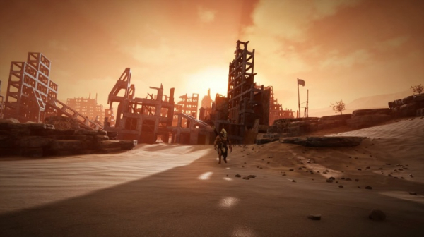 Трейлер пустынного мира Ром из Remnant: From the Ashes0