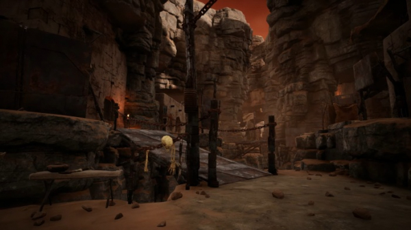 Трейлер пустынного мира Ром из Remnant: From the Ashes9