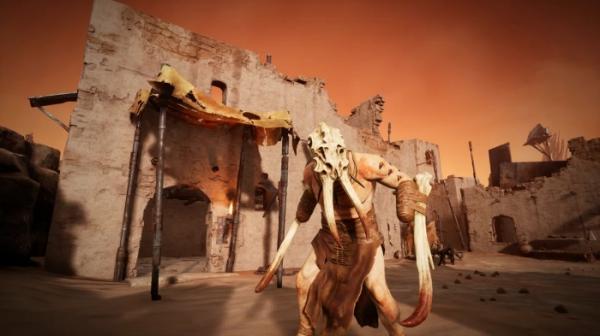Трейлер пустынного мира Ром из Remnant: From the Ashes6