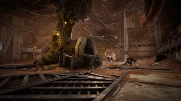 Трейлер пустынного мира Ром из Remnant: From the Ashes12