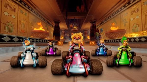 В Crash Team Racing на PS4 можно повредить свои сохранения. В качестве извинения дадут внутриигровую валюту0