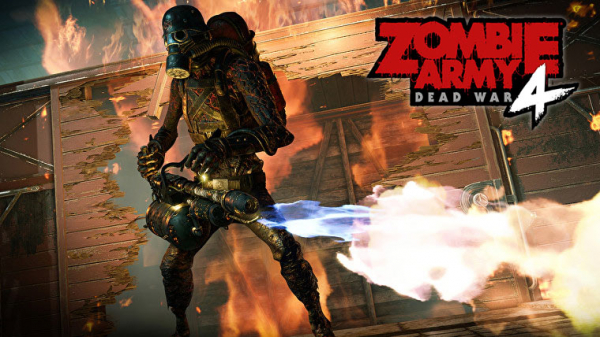 Zombie Army 4 Dead War0