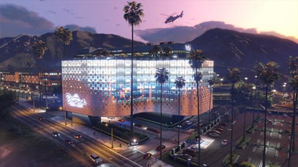 23 июля в GTA Online откроется казино-отель с элитной недвижимостью и новыми миссиями4