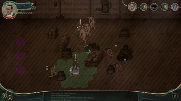 26 сентября в Steam выйдет Stygian: Reign of the Old Ones — RPG о мире, который поглотили лавкрафтовские ужасы9