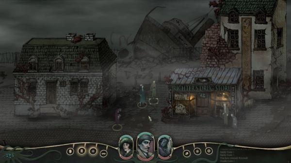26 сентября в Steam выйдет Stygian: Reign of the Old Ones — RPG о мире, который поглотили лавкрафтовские ужасы7