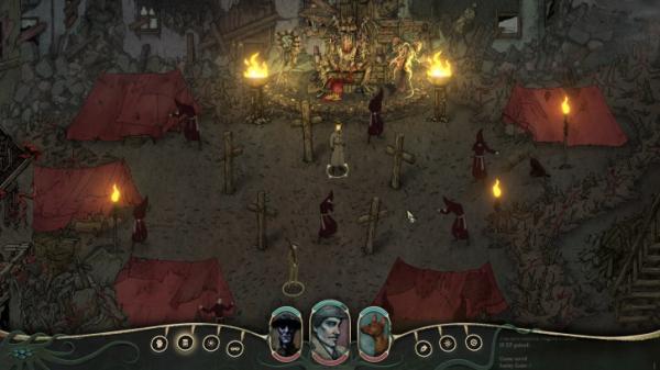 26 сентября в Steam выйдет Stygian: Reign of the Old Ones — RPG о мире, который поглотили лавкрафтовские ужасы5