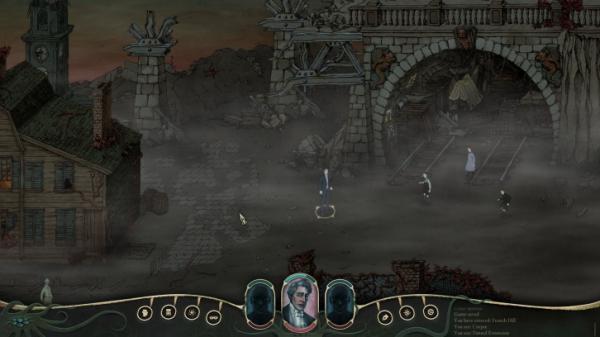 26 сентября в Steam выйдет Stygian: Reign of the Old Ones — RPG о мире, который поглотили лавкрафтовские ужасы8