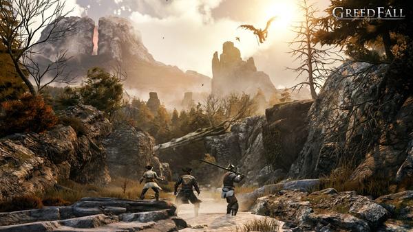 Авторы RPG GreedFall вдохновлялись «Принцессой Мононоке», «Игрой престолов» и книгами Дюма0