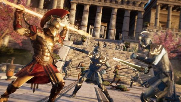 Финансовый отчёт Ubisoft: PC — первый по доходам, «Одиссея» и «Осада» по-прежнему на коне1