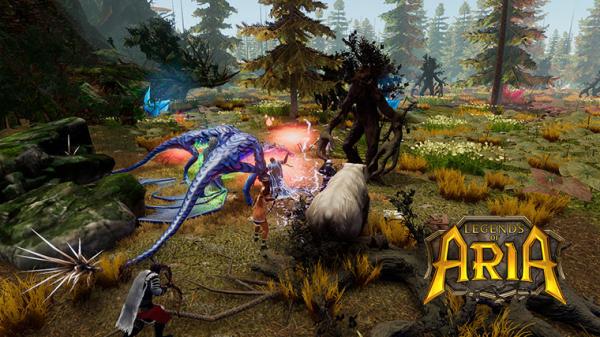 Legends of Aria0