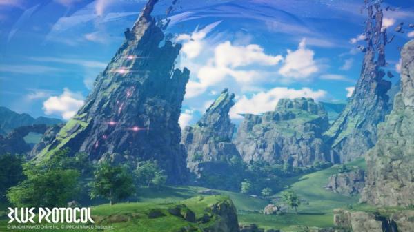 Первые подробности об аниме-экшене Blue Protocol: трейлер, скриншоты и информация о сюжете1