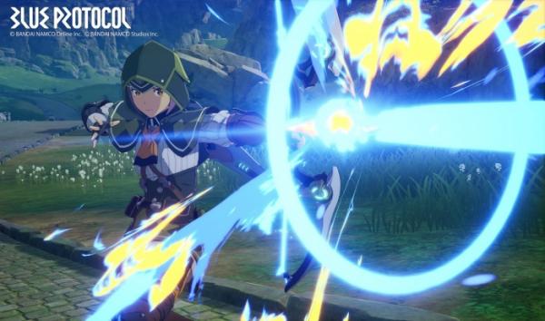 Первые подробности об аниме-экшене Blue Protocol: трейлер, скриншоты и информация о сюжете6