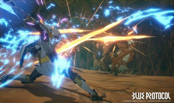Первые подробности об аниме-экшене Blue Protocol: трейлер, скриншоты и информация о сюжете4