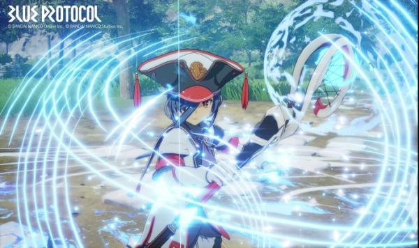Первые подробности об аниме-экшене Blue Protocol: трейлер, скриншоты и информация о сюжете5