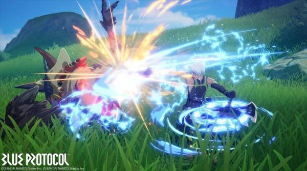 Первые подробности об аниме-экшене Blue Protocol: трейлер, скриншоты и информация о сюжете7