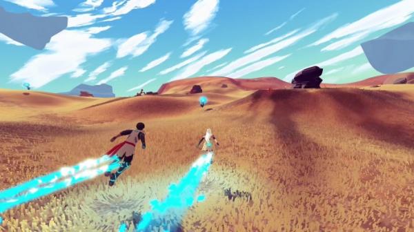 Премьера геймплея Haven — одухотворённой RPG от создателей Furi3