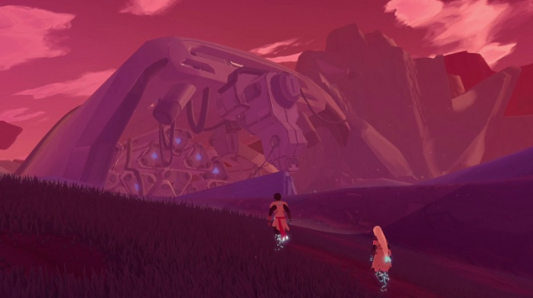 Премьера геймплея Haven — одухотворённой RPG от создателей Furi8