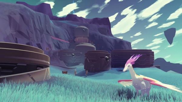 Премьера геймплея Haven — одухотворённой RPG от создателей Furi7